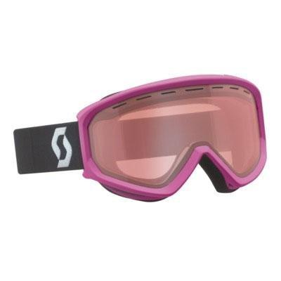 Scott US Fact Ski Goggles, Rose Violet, Amplifier Lens