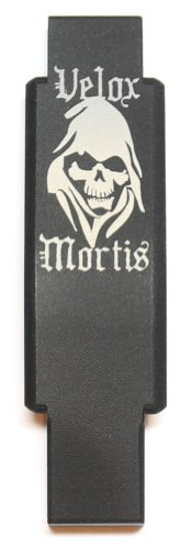 Laser Engraved Enhanced Trigger Guard - Death - Velox Mortis