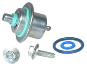 Injection Bolt Fuel (ACDelco 217-1558 GM Original Equipment Fuel Injection Pressure Regulator Kit with Bolts and O-Rings)
