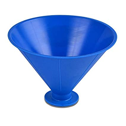 EliteMill Round Windshield Ice Scrapers Magical Car Windshield Ices Snow Remover Scraper Tool Portable Cone Shaped Round Funnel