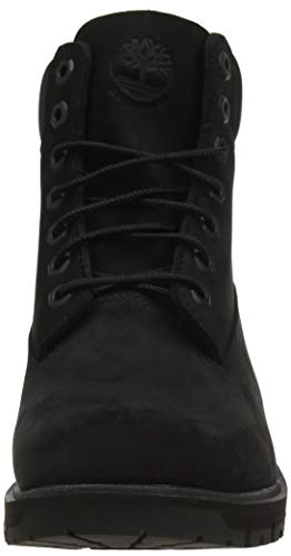 Nubuck Black Waterproof Clasicas Black para 6 Negro Hombre Timberland Nubuck Botas Radford Inch 1q7cAzT