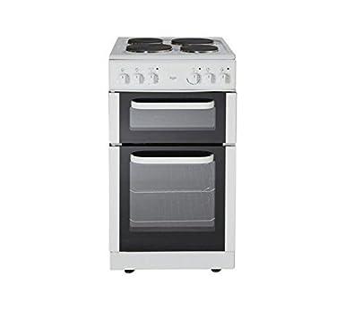 Bush BET50W Electric Cooker- White - A 743174: Amazon.co.uk: Large ...