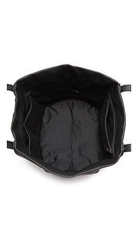 Sac DKNY Tote Large en peau noire
