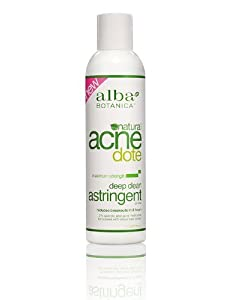 Alba BotanicTM Natural Acnedote Deep Clean Astringent -- 6 fl oz Body Care / Beauty Care / Bodycare / BeautyCare...