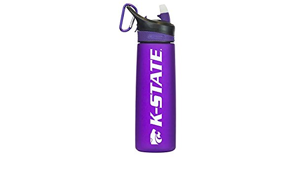 The Fanatic Group Northwest Missouri State University Frosted Sport Water Bottle Design-1 White