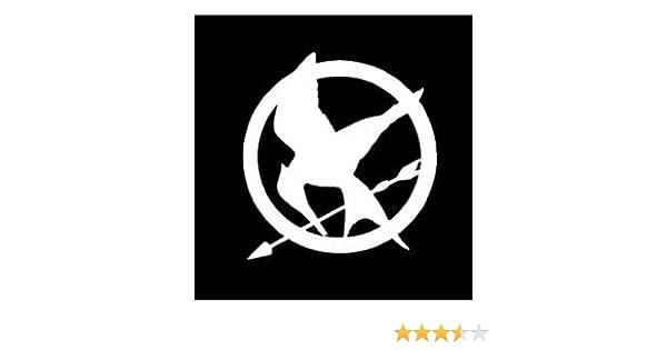 Amazon Com Socool Mocking Jay Hunger Games Symbol Vinyl 4