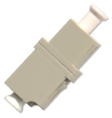 Optic Coupler Fiber Simplex - Ultra Spec Cables LC Simplex Multimode Fiber Optic Coupler