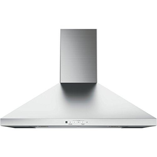 "GE Profile JVW5301SS 30"" Wall-Mount Pyramid Chimney Hood"