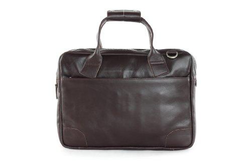 Royal Republiq Men's Nano Zip Top-Handle Bag Brown