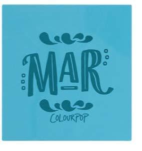 ColourPop Mar Pressed Powder Eyeshadow Palette ()