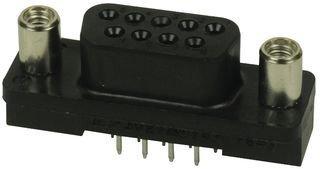 STANDARD TE CONNECTIVITY // AMP 5745076-3 D SUB CONNECTOR 9POS 50 pieces RCPT