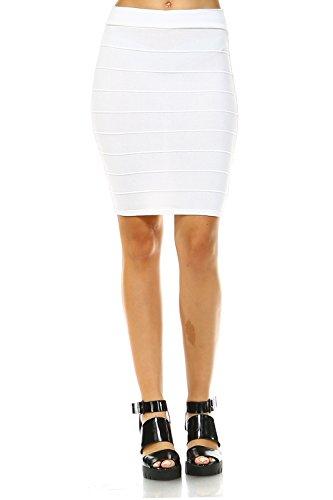 Mini Pencil Skirt - 9