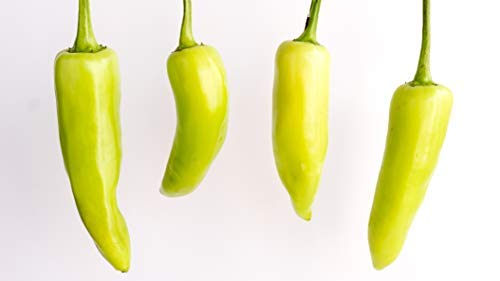 100 Sweet Banana Pepper Seeds