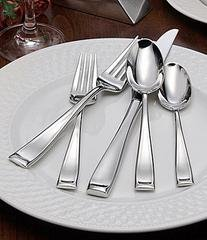 (Oneida Moda 20-Piece Flatware Set, Service for 4 )