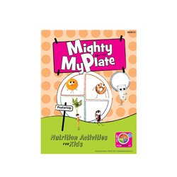 Mighty MyPlate Activity Book -