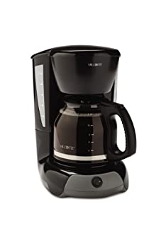 Mr. Coffee 12-Cup Switch Coffee Maker, Black (B001KBY9I2) | Amazon price tracker / tracking, Amazon price history charts, Amazon price watches, Amazon price drop alerts