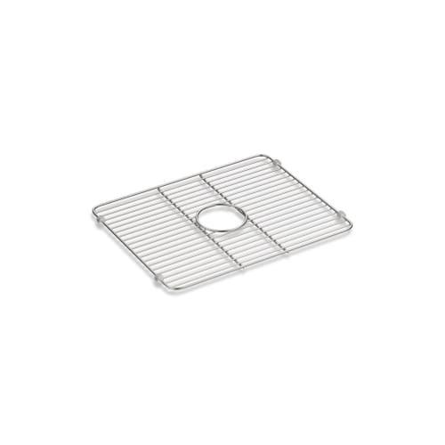 Kohler Iron/Tones Smart Divide Stainless Steel Large Sink Rack 5137-ST
