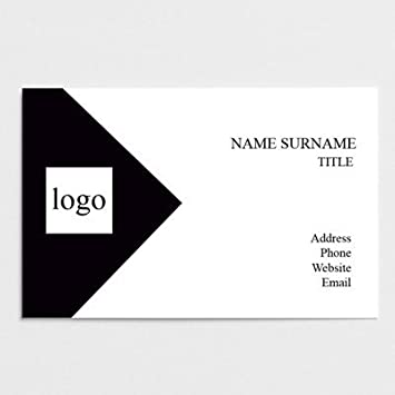 custom exclusive designed business cards 1000 ct create your own business card stripes - Create Your Own Business Cards