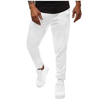 Mejor Venta. JMETRIC - Pantalones de Deporte para Hombre blanco1 ...