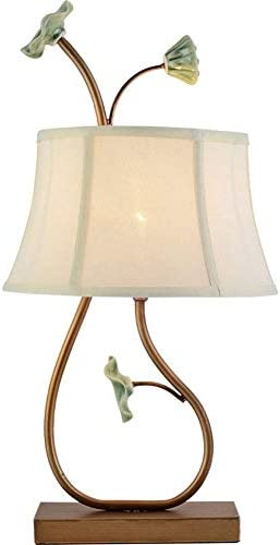 キャビネットライトホームベッドルーム現代の錬鉄の研究机ランプ300 * 300 * 600 220ボルト防錆錆 あなたの机を飾ります。