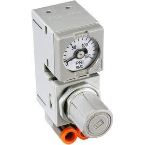 (SMC ARM10F2-18GPC-1Z Compact Manifold)