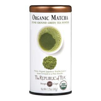 The Republic Of Tea U-Matcha Chai Tea, Chai Spices and Matcha Tea Powder