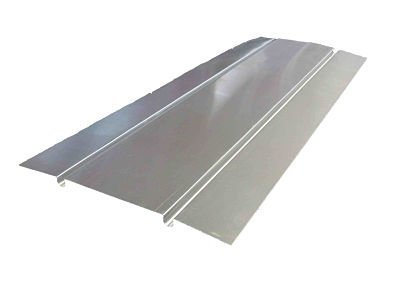 spreader plate 390mm x 1000mm - 2 Grooves @ 200mm centres Prowarm