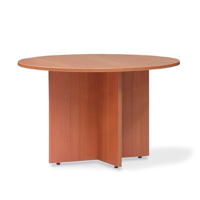 Luminary Conference Table - Luminary Series Circular Conference Table Size: 3' 6