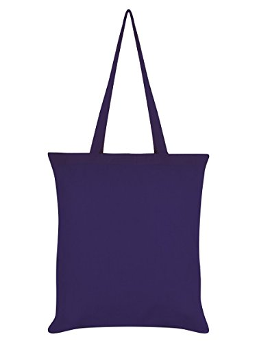 Donut Mess Purple Mess Tote Donut 38x42cm Purple With 38x42cm Me Me With Donut Tote Bag Bag rrqnfHdA