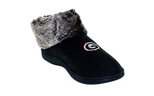 georgia bulldog house shoes - 4