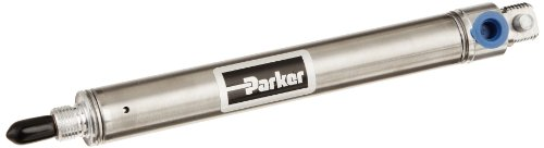 parker-75psr030-stainless-steel-304-air-cylinder-round-body-single-acting-spring-return-pivot-mount-