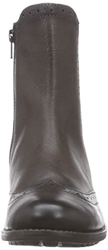 bugatti V54351G - botas de cuero mujer marrón - marrón (marrón oscuro 610)