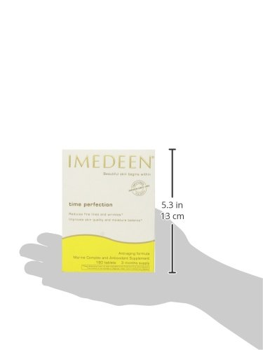 Imedeen Time Perfection Anti-Aging Skincare Formula Beauty Supplement, 3 Month Supply, 180 Count by Imedeen (Image #9)