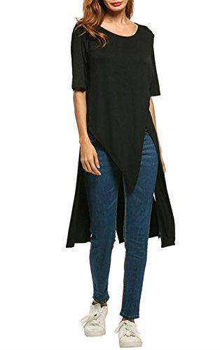 Kancystore Womens Blouse Irregular Sleeve product image