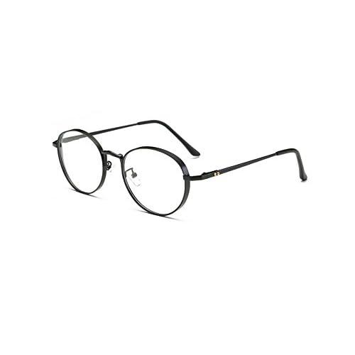 ca7d68f91a Hykis marco de metal montura de las gafas Costado Gafas mujeres dise?ador  de moda unisex ...