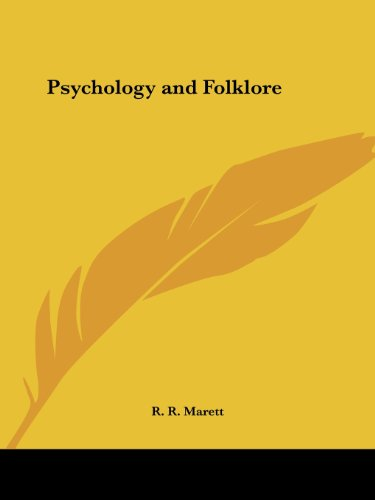 Psychology and Folklore