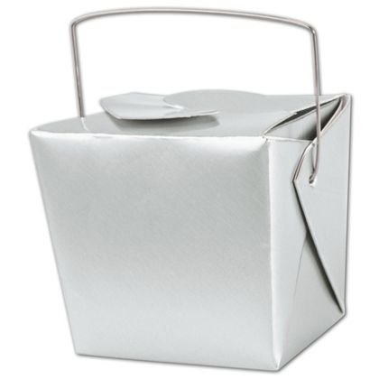 Deluxe Small Business Sales 1164-4 2.75 x 2 x 2.5 in. Event Boxes, Silver from Deluxe Small Business Sales