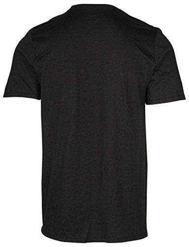 Nike Männer Nike läuft dieses Grafik T-Shirt Blau