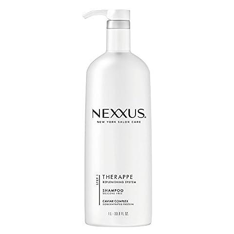 Nexxus Therappe Moisture Shampoo, for Dry Hair 33.8 oz
