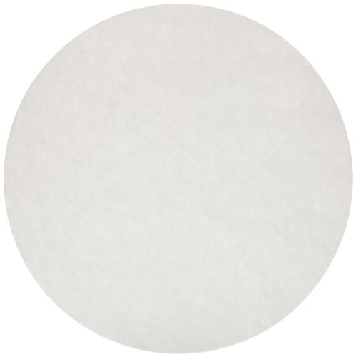 Ahlstrom 6130-2050 Qualitative Filter Paper, 20.5cm Diameter, 6 Micron, Medium Flow, Grade 613 (Pack of 100) by Ahlstrom (Image #1)'