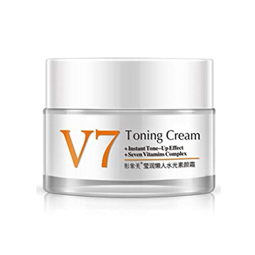 New-look V7 Toning Light Brightening Skin Care Cream for Women's Moisturizing Face Cream/Skin Brightening Cream/Skin Tone Up Cream