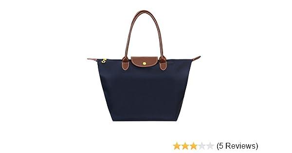 9b1a1b387703 Amazon.com  Mily Fashion   Newest Waterproof Nylon Tote Bag ...