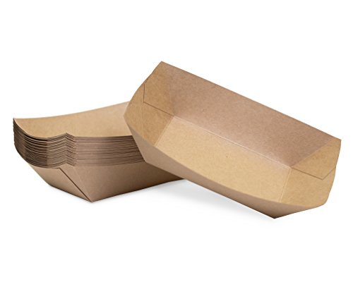 large paper food tray - 2