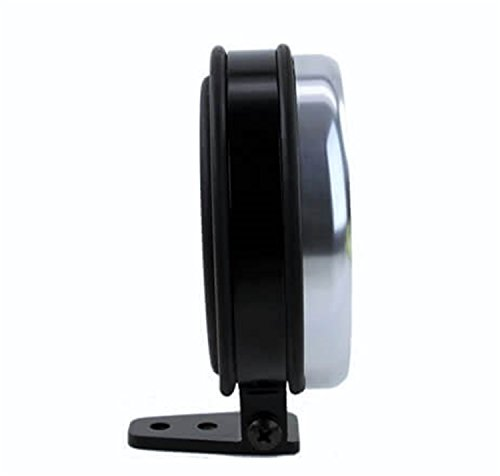 Holley 26-620 Gauge Pedestal Mounting Bracket For Use w/3 3/8 in. Analog Style Standalone/CAN Gauges Black Gauge Pedestal Mounting Bracket