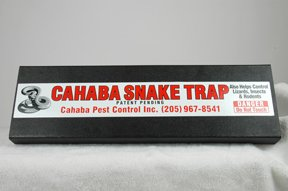 (2 Pack) Snake Trap Large with 4 Catch Inserts by Cahaba Snake Trap