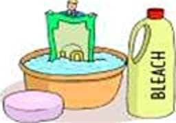 Eco Laundry Bleach Liquid 1/2 Gallon 6 Per Case