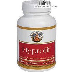 Hyprofit - Healthy Blood Pressure (Ayurveda Herbal Trade) - 60 Capsules (60 ()