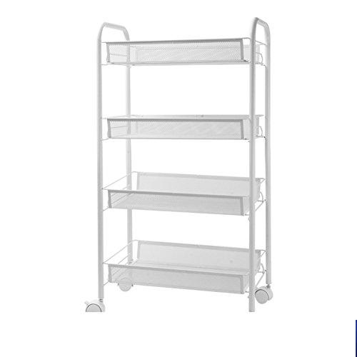 Well Wreapped Kitchen Storage Racks/bathroom Rack/shelf /Belt Pulley Magazine  Rack