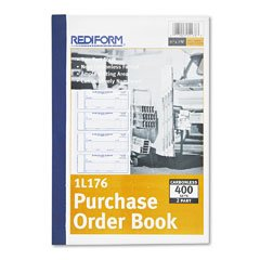 RED1L176 - Rediform Purchase Order Book