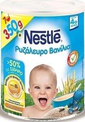 Nestle Variety Baby Farine Lactee, Riceflour , Fruit Cream, Biscuit cream by Nestle (Image #2)